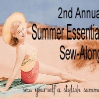 Second Annual Summer Essentials Sew-Along