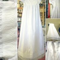 The Angelic Gown and the Sewing for Children Contest