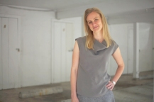 Sew Well - Paco Peralta Draped Top