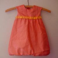 The She-Sells-Seashells Baby Bubble Dress