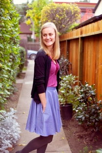 Sew Well - Circle Skirt