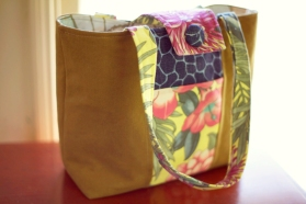 Sew Well - Lazy Girl Designs Claire Handbag
