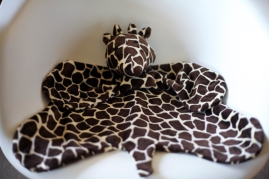 Sew Well - Cotton Ginny's Animal Blanket - Giraffe Blanket