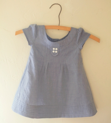 Sew Well - Oliver + S Family Reunion Dress