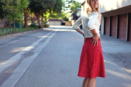 Sew Well - Starlet Suit Skirt