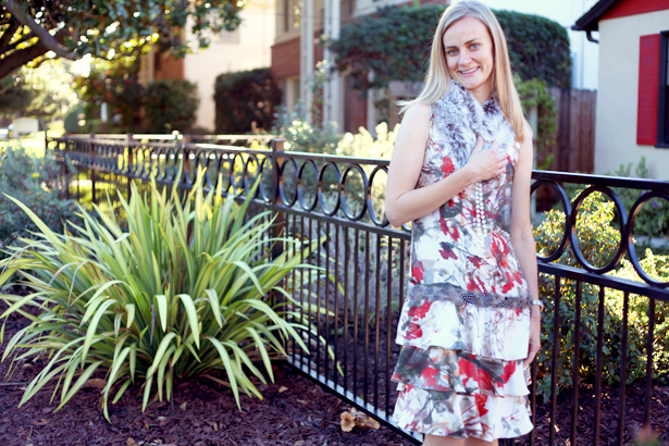 Sew Well - Vintage Modern Louisa Drop-Waist Dress