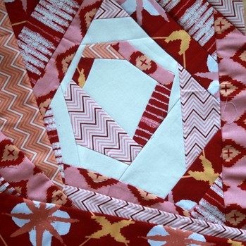 Sew Well - Block of the Month 2012