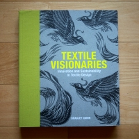 Textile Visionaries:  Book Review and Giveaway