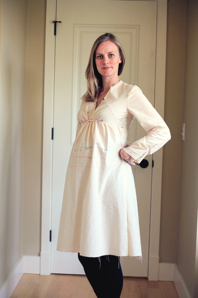 Sew Well - The Aurora in Voile Muslin