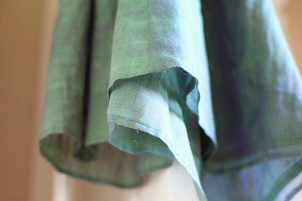 SewWell - Finished Aurora Dress