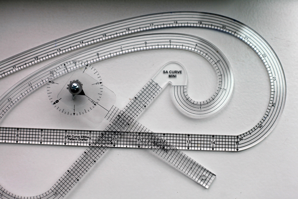 Sew Well - Holiday giveaway with SA Curve Ruler