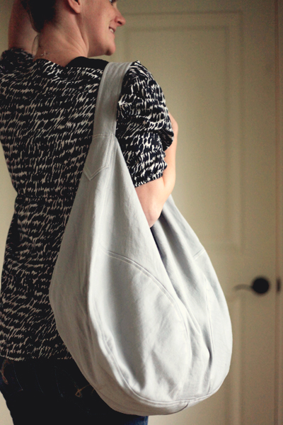 Large Slouch Shoulder Bag 106