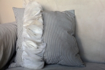 Sew Well - Wedding-Inspired Pillow