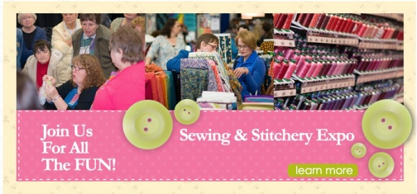 Sew Expo on Sew Well