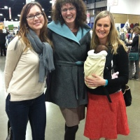 Sew Expo Recap:  Classes and Fabric and People, Oh My!