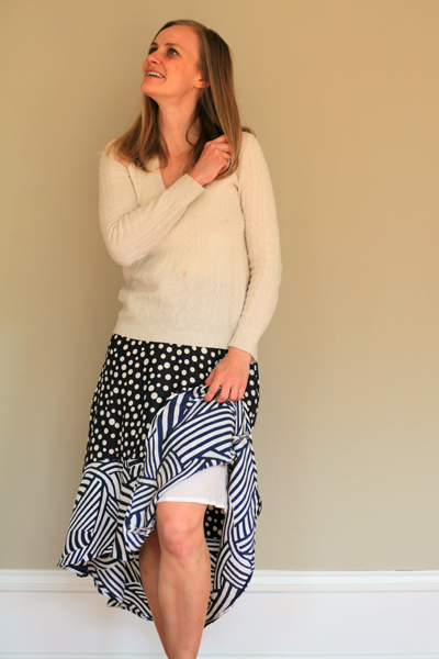 Sew Well Mariska Skirt