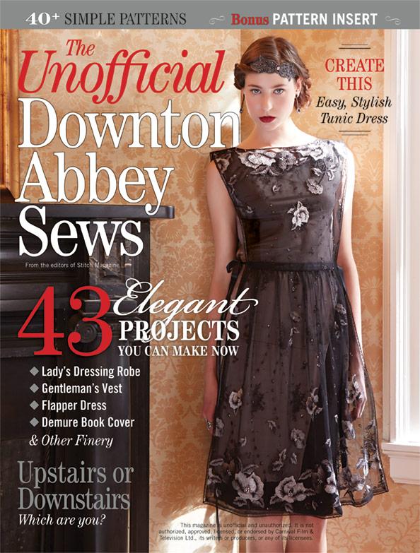 Sew Well - Downton Abbey Sews