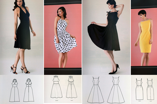 "Sew Well - ""Famous Frocks:  Little Black Dress"" Inspiration"