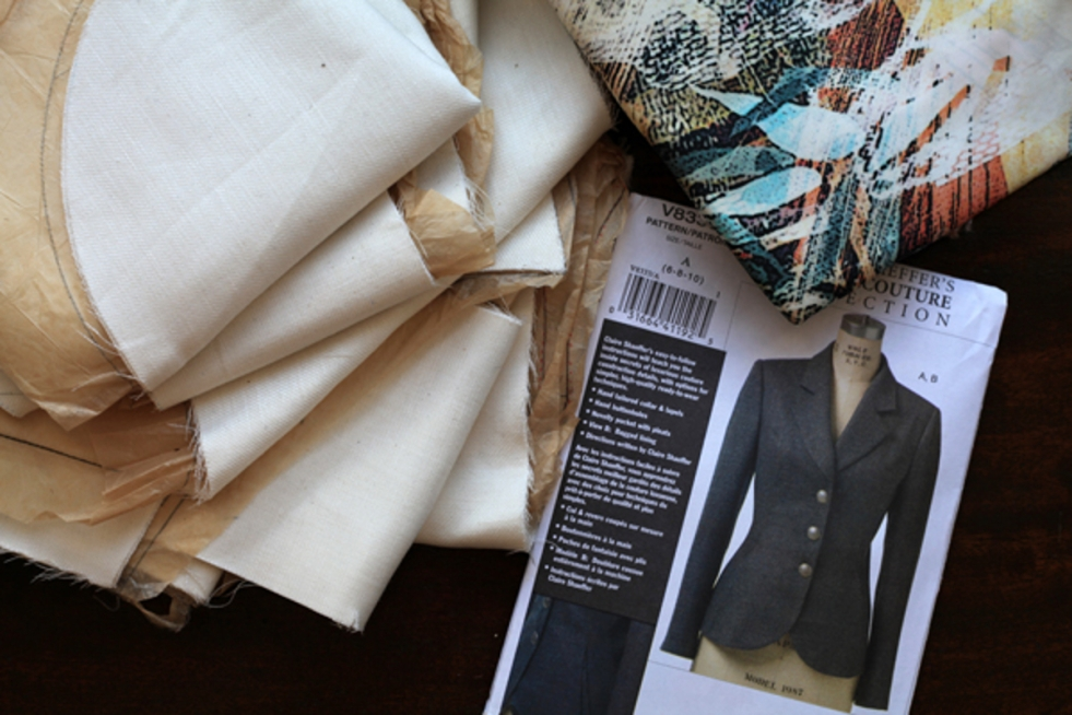 Sew Well - Tuesdays with Claire