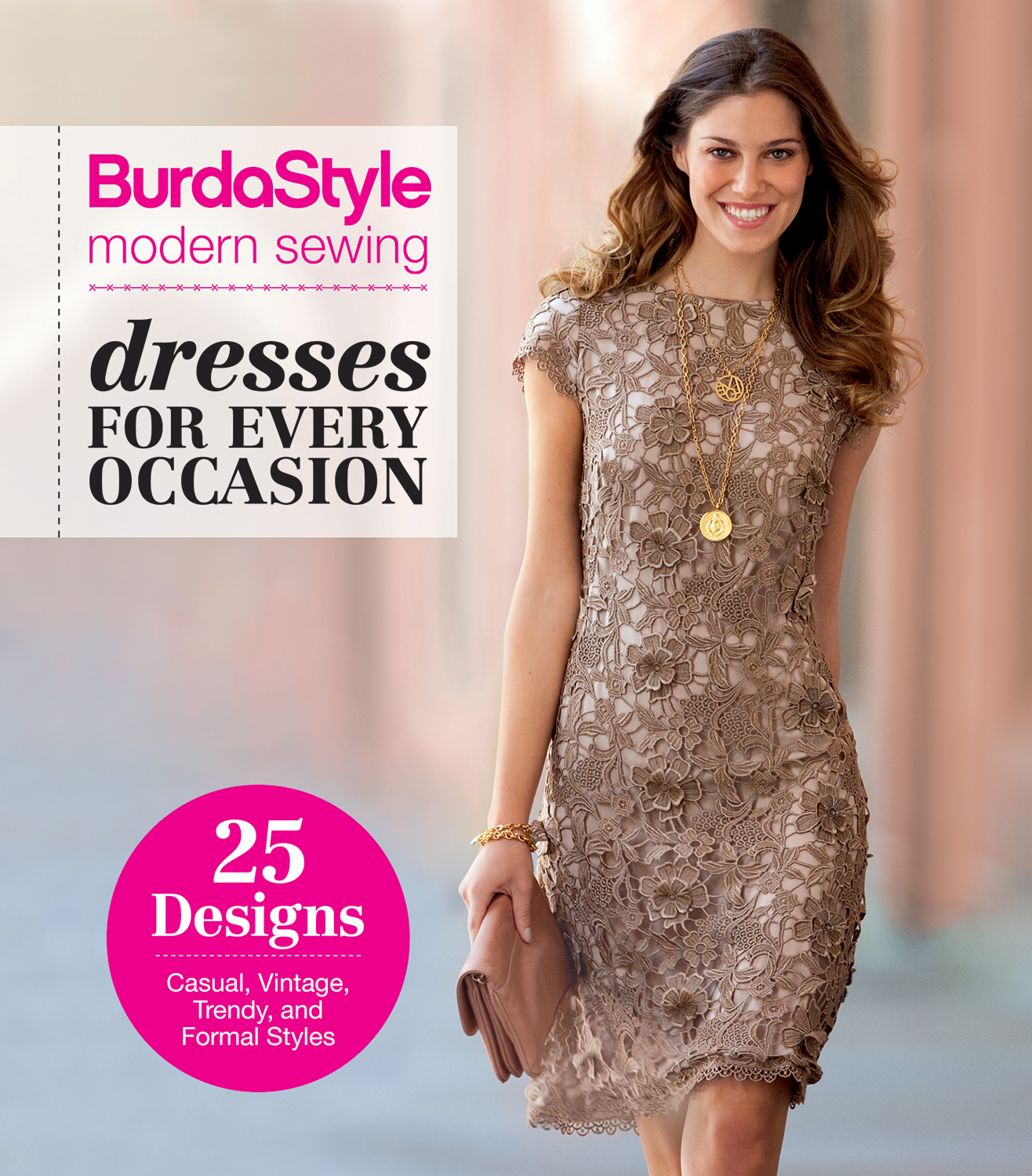 Modern dress casual - Sew Well Burdastyle Dresses For Every Occasion