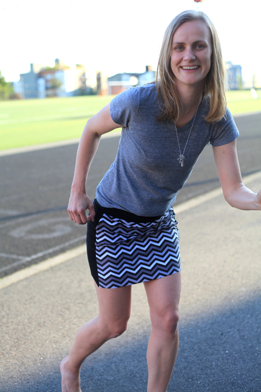 Sew Well + Funkifabrics - Five Funky Running Skirts