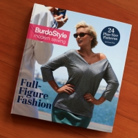 The Newest BurdaStyle Book: BurdaStyle Modern Sewing Full-Figure Fashion
