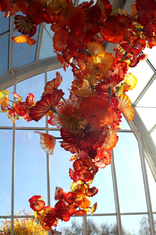 Sew Well - Chihuly Garden and Glass