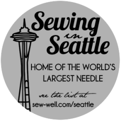 Sewing in Seattle
