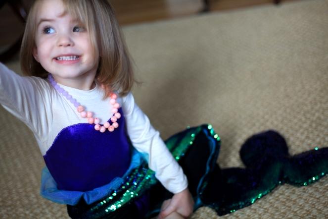 Sew Well - My Little Mermaid