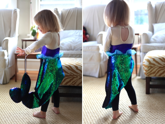 Sew Well - My Little Mermaid