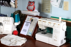 Sew Well - New Sewing Space